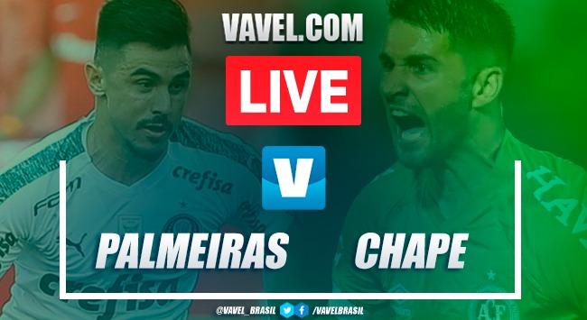 Gol e melhores momentos para Palmeiras 1x0 Chapecoense