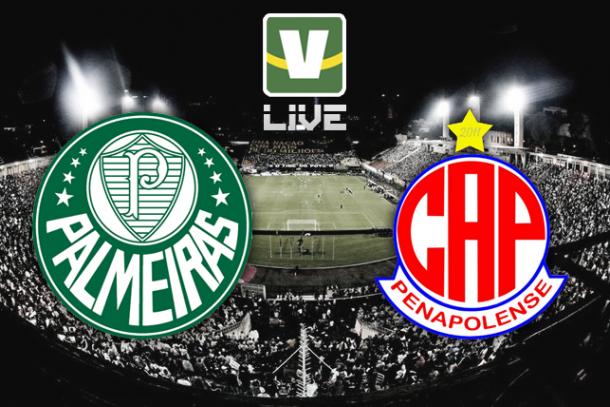 Palmeiras x Penapolense, Campeonato Paulista