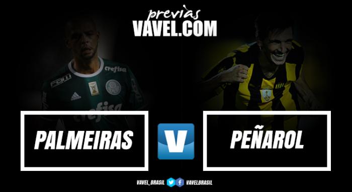 Pela liderança do Grupo 5, Palmeiras defende invencibilidade na Libertadores contra Peñarol