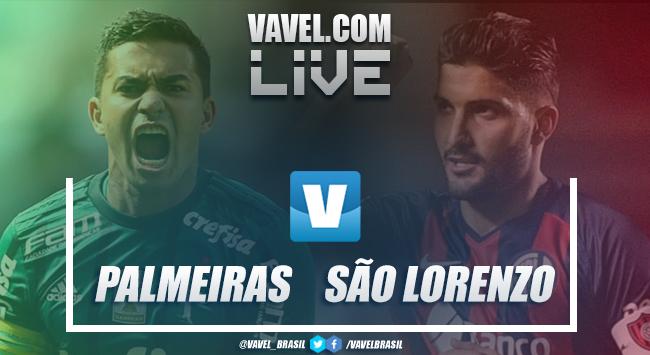 Resultado e gol Palmeiras e San Lorenzo pela Libertadores 2019