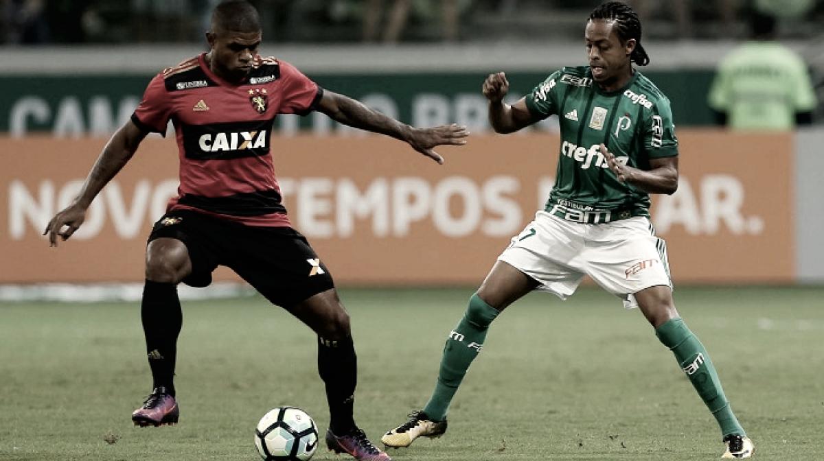 Palmeiras recebe Sport para encostar nos líderes do Brasileirão