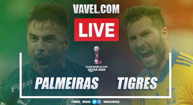 Gol e melhores momentos para Palmeiras 0x1 Tigres-MEX pelo Mundial de Clubes