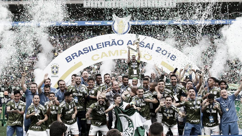 Campeão Palmeiras domina Seleção VAVEL do Brasileirão