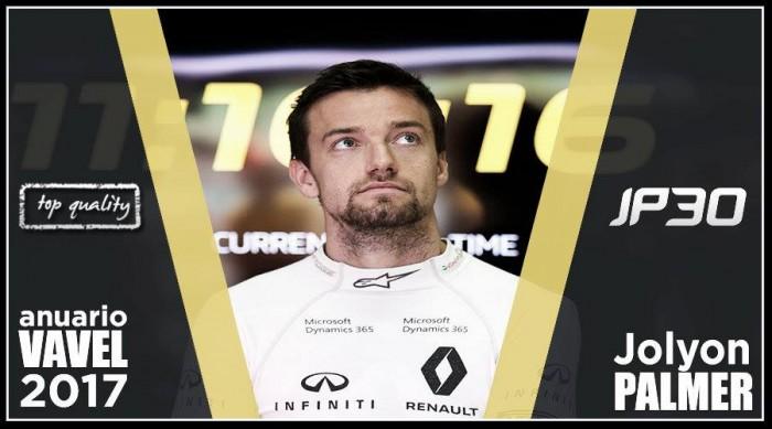 Anuario VAVEL F1 2017: Jolyon Palmer, la decepción de la temporada