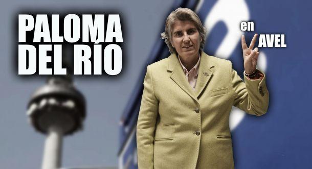 """Entrevista. Paloma del Río: """"El Olimpismo es lo más grande que he podido vivir"""""""