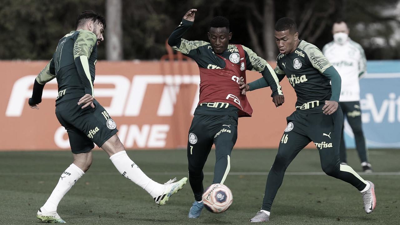 Pressionado por atuações ruins, Palmeiras enfrenta Ponte Preta na semifinal do Paulista