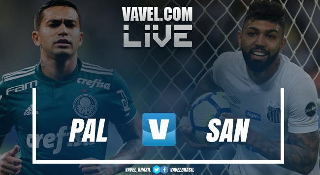 Resultado Palmeiras x Santos no Campeonato Brasileiro (3x2) - VAVEL.com f81a0d05568d8