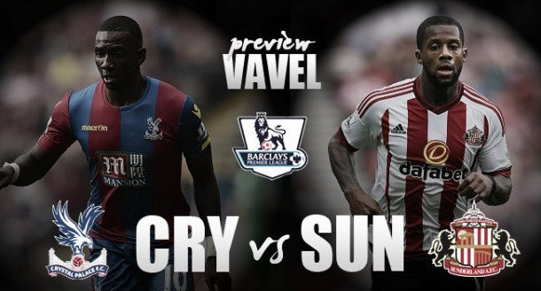 Crystal Palace - Sunderland Preview: Big Sam searching for three points