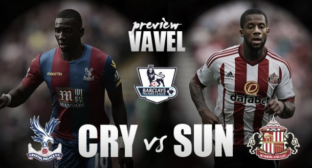 Crystal Palace v Sunderland Preview: Pardew looks to build on impressive run