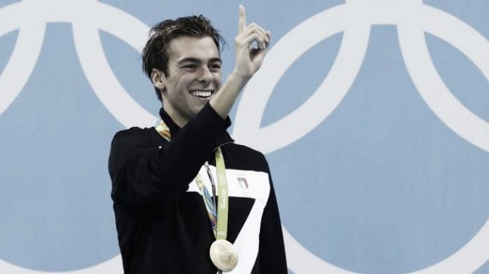 """Rio 2016, la forza di Paltrinieri: """"Non sono sazio, spero di imporre un nuovo stile di nuoto"""""""