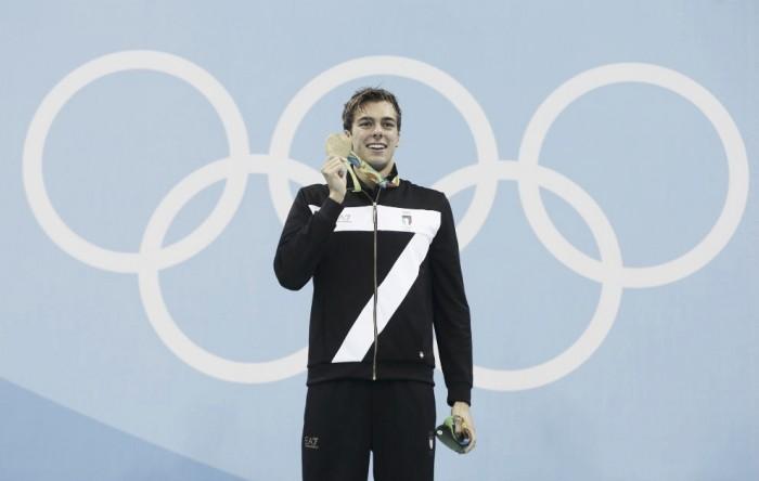 """Rio 2016, Paltrinieri: """"Ora vado a caccia del record del mondo"""""""