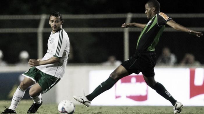 Palmeiras encara desesperado América-MG para disparar na liderança do Brasileiro
