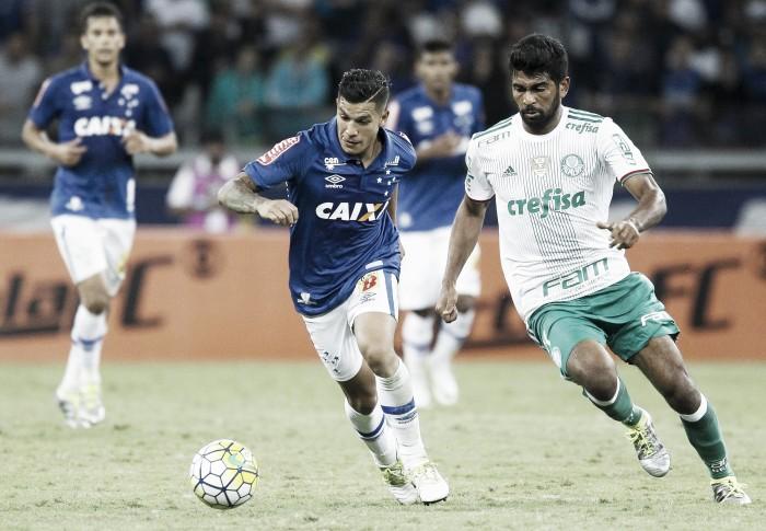 Em Araraquara, Palmeiras recebe embalado Cruzeiro visando se manter isolado na liderança