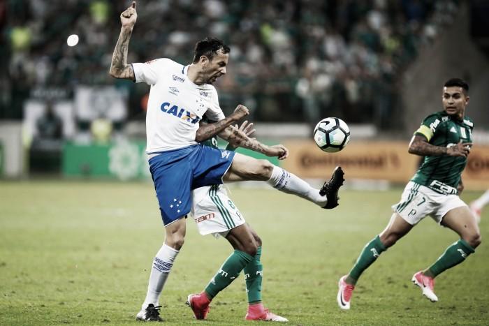Após embate na Copa do Brasil, Cruzeiro trava duelo com Palmeiras pelo Brasileirão