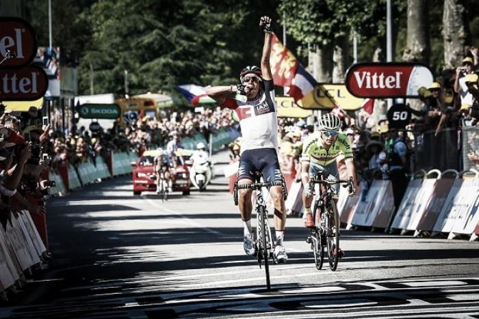 Tour de France, a Pantano la prima tappa alpina. Froome sempre in giallo