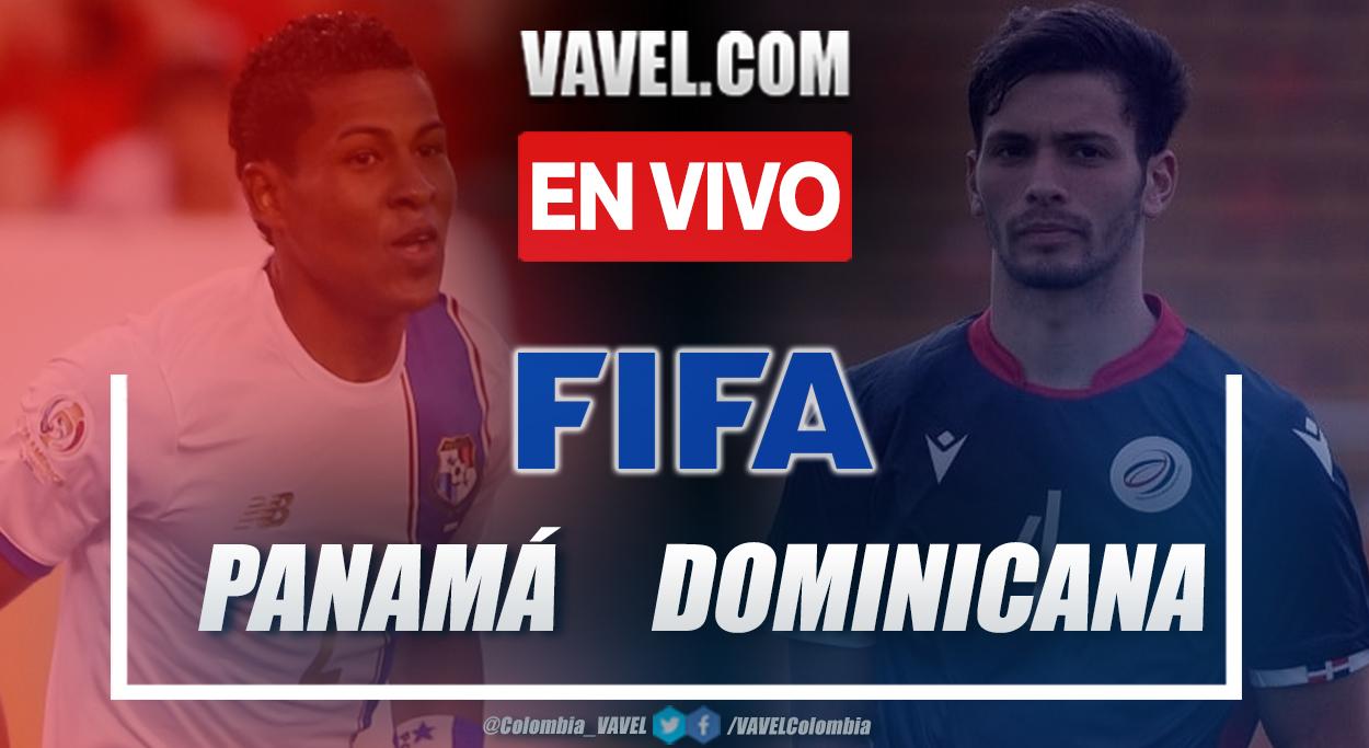 Resumen Panamá vs República Dominicana (3-0) en Eliminatorias al Mundial de Catar 2022