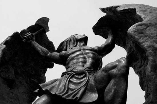 El Mito Chino sobre la creación de la Civilización
