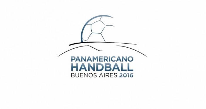 Se definen los grupos para el Panamericano Adulto Masculino de Handball