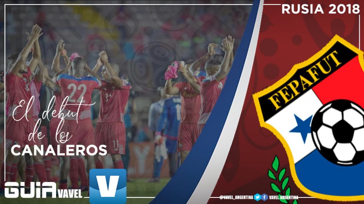 Guía selección panameña 2018: el debut de los Canaleros