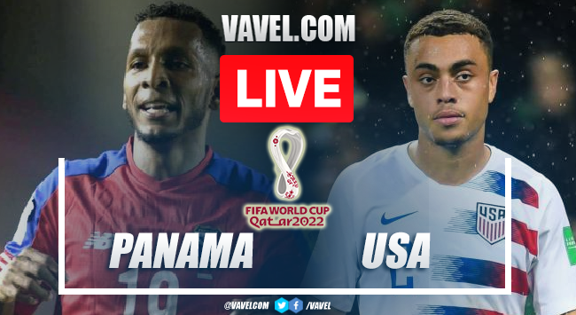 Goal and Highlights: Panama 1-0 USA in World Cup Qualifiers 2022