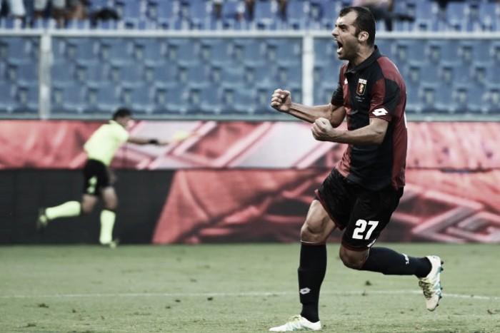 L'Inter perde anche a Marassi: tap-in di Goran Pandev e il Genoa torna alla vittoria