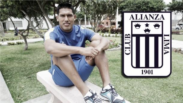 Andy Pando cerró negociaciones con Alianza Lima