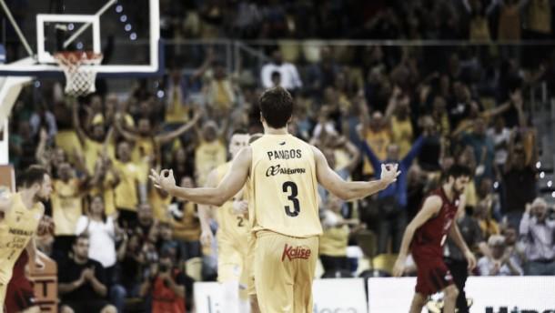 """Pangos: """"Me encantan los momentos calientes porque adoro ganar"""""""