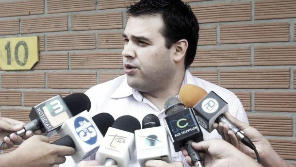 Felipe Paniagua, nuevo presidente del Once Caldas