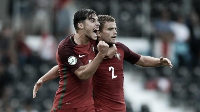 Portugal under-19 1-1 Austria under-19: Empis strikes seals stalemate
