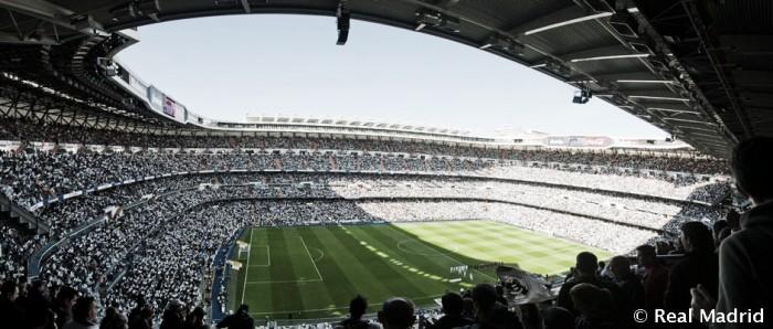 Caras conocidas en la vuelta de Copa en el Bernabéu