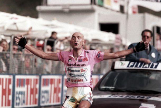 Accadde Oggi: Pantani conquista l'81º Giro d'Italia!