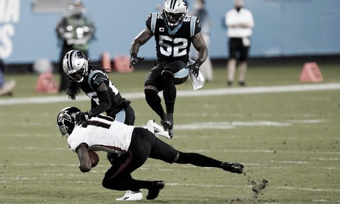 Los Falcons frenan a Bridgewater y los Panthers