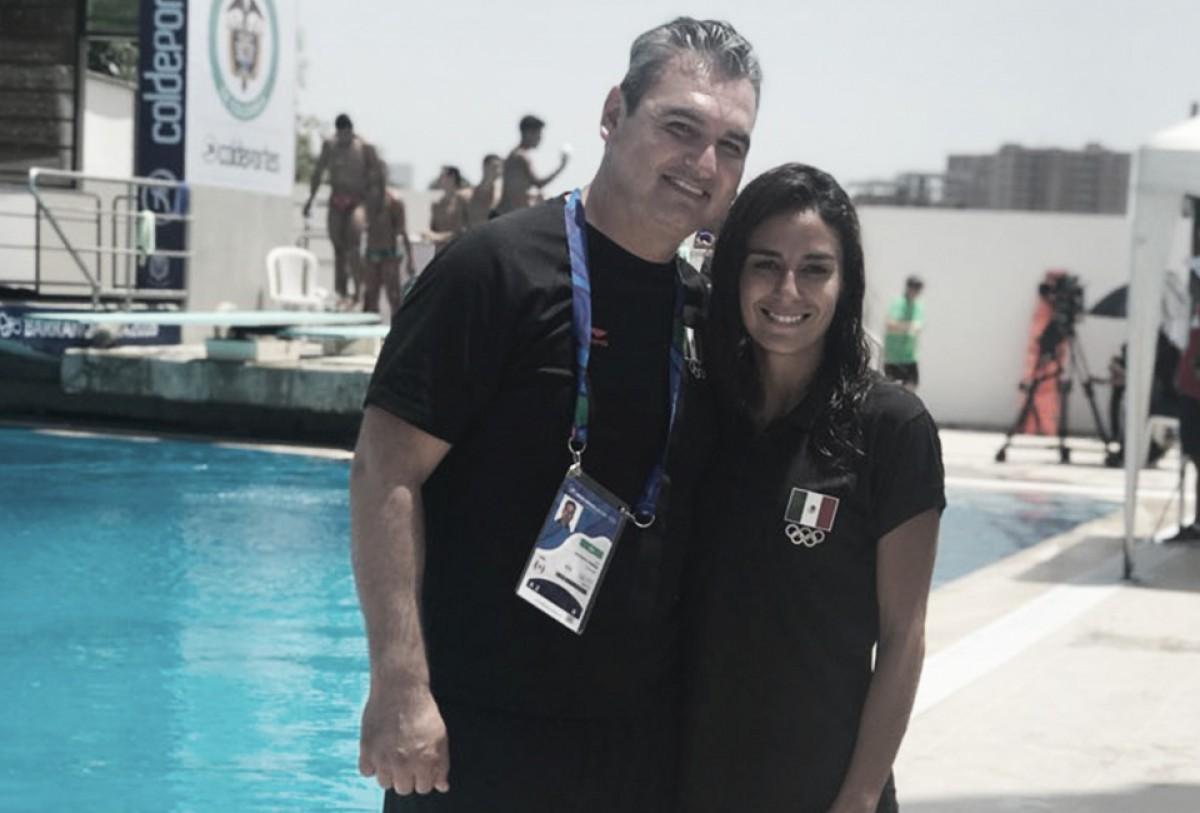 Paola Espinosa y Carolina Mendoza van por medallas en Barranquilla 2018