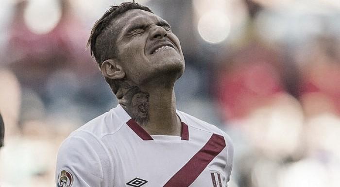 Selección Peruana: Paolo Guerrero sufre desgarro muscular