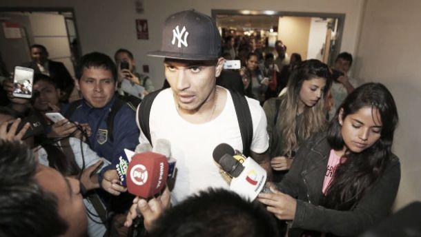 """Paolo Guerrero a Chile: """"¿Que dejemos de hablar? Que dejen de hablar ellos primero"""""""