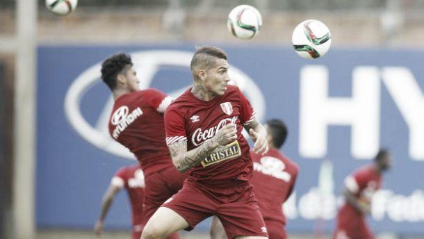 Selección Peruana arrancará mañana con entrenamientos