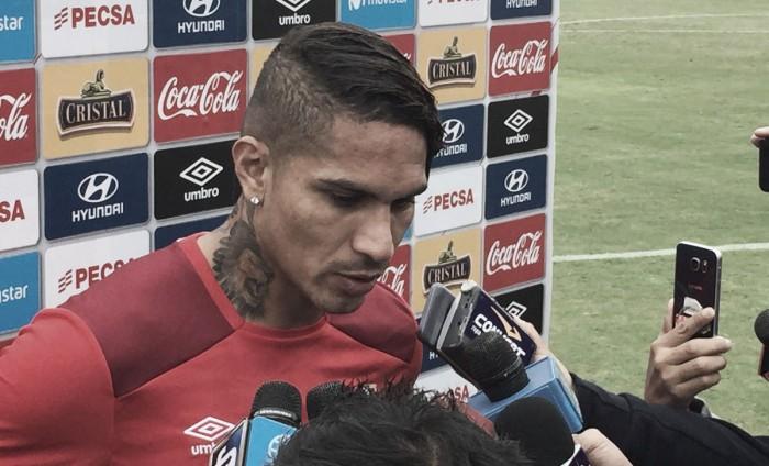 """Paolo Guerrero: """"Yo no me peleo con nadie por patear tiros libres"""""""
