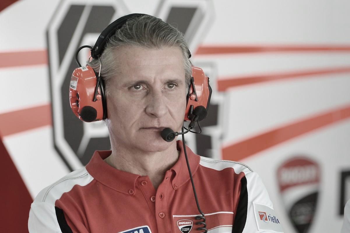 Ducati confirma la marcha de Petrucci a KTM