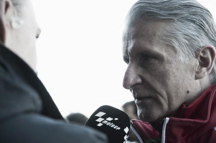 """Paolo Ciabatti: """"Nuestro primer objetivo es renovar a ambos pilotos"""""""