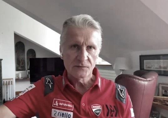 Paolo Ciabatti relata cómo llegará Dovizioso a Jerez, tras su operación
