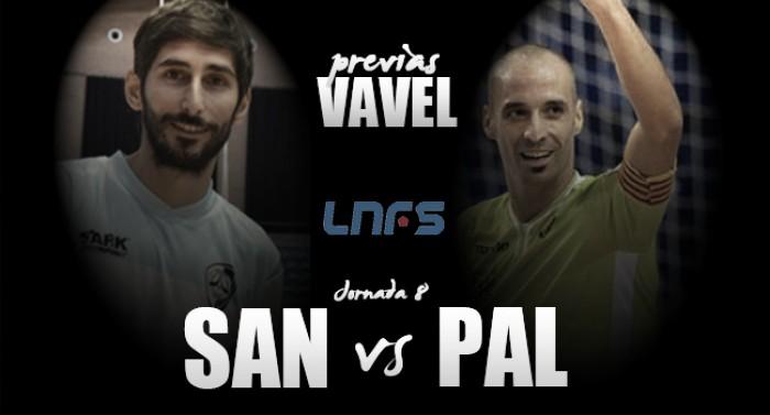 Previa Santiago Futsal - Palma Futsal: duelo de objetivos