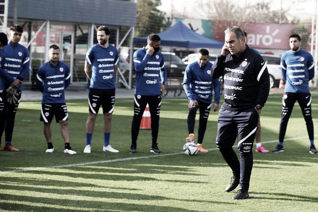 """Martin Lasarte: """"No valido lo que hizo Vidal, pero no soy quien para meterme en la vida privada de cada uno"""""""