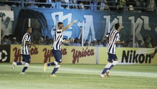 Paysandu bate ABC pelo placar mínimo em jogo movimentado