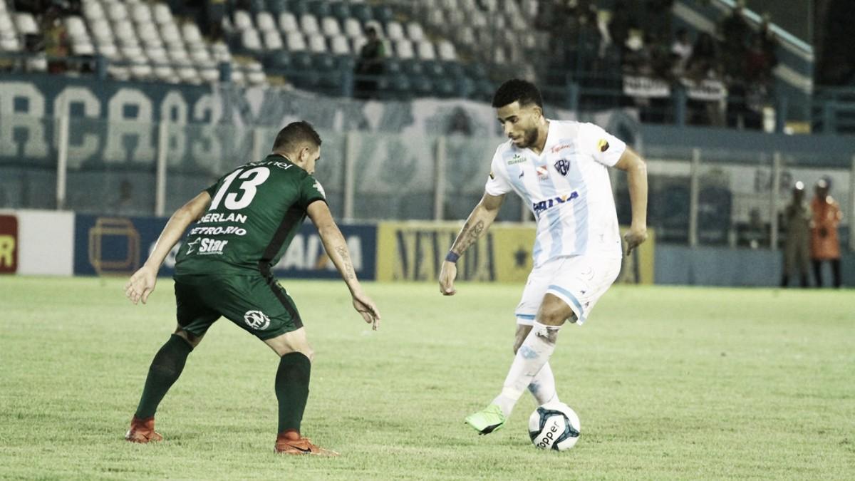 Com apenas um treino, Paysandu tem time titular indefinido para jogo contra Manaus