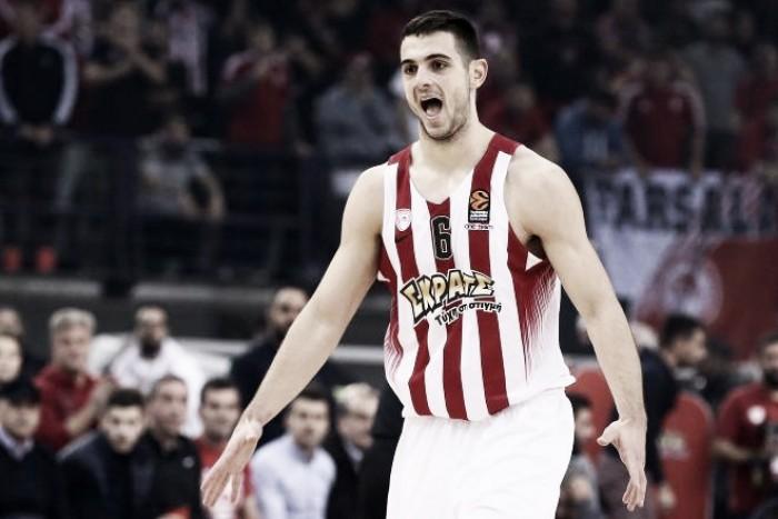 Turkish Airlines Euroleague - Olympiacos, Papapetrou vuole un altro ballo