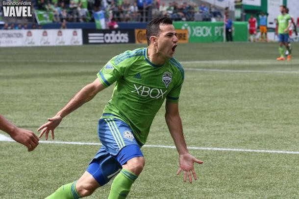 Colorado Rapids Acquire Marco Pappa From Seattle Sounders