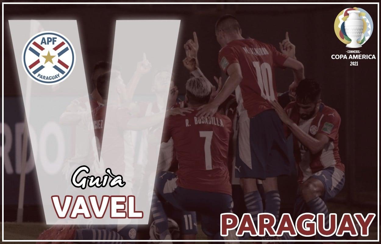 Guía VAVEL, Copa América 2021: Paraguay