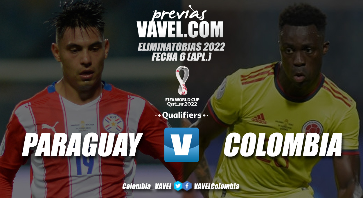 Previa Paraguay vs Colombia: lucha por tres puntos claves en Asunción