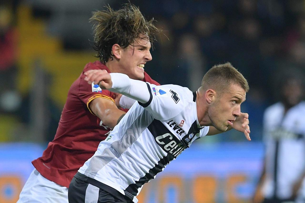 Serie A - Una Roma sulle gambe cade al Tardini: il Parma vince 2-0