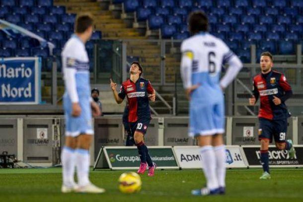 Al octavo capítulo, la Lazio tampoco puede con el Genoa